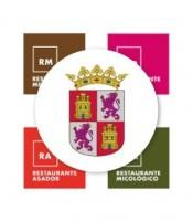 Placa Hostelería Castilla y León
