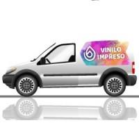 Vinilo para vehículos (Impresión a color)