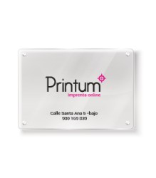 Placa de metacrilato 3 mm