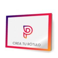 Rótulos - Letreros