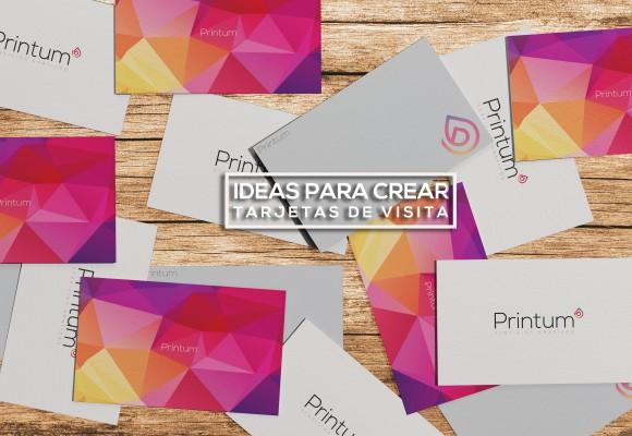 Ideas para tarjetas de visita originales