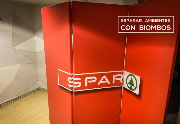 Cómo separar ambientes con biombos