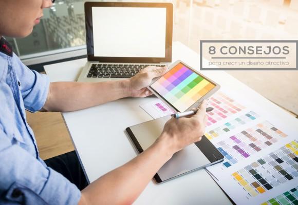 8 consejos para crear un diseño atractivo