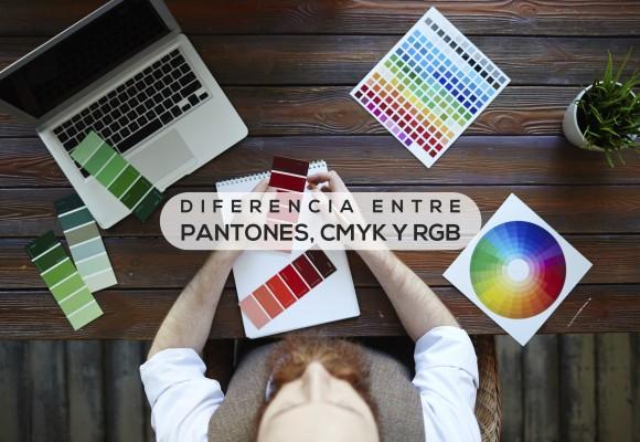 Colores RGB y CMYK ¿ Cuales son sus diferencias ?