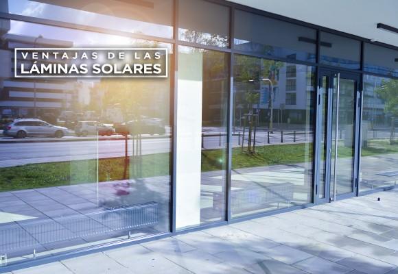7 Ventajas de las Láminas de Protección Solar